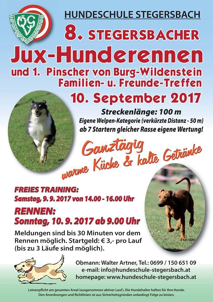 Jux-Hunderennen